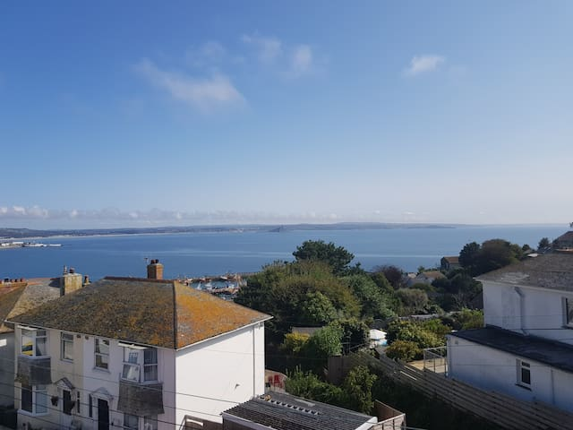 Sea view Apartment, Newlyn