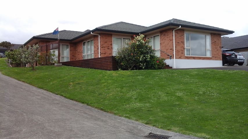Pukekohe on the hill. - Pukekohe - Casa
