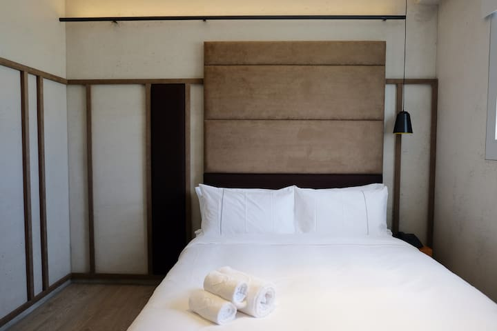 Superior NEW Double Room with Hotel Grade Mattress