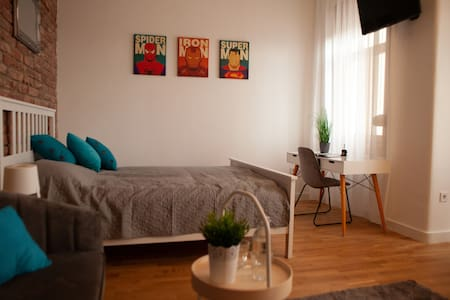 Marvel Apartment in the center of Debrecen