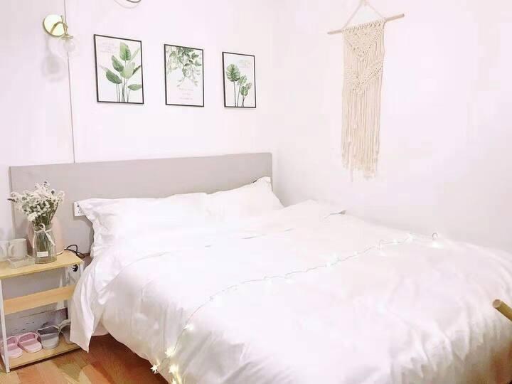 【自然 402】半窗疏影日式大床房