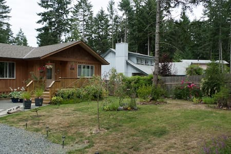 Argoed bed and breakfast - Gabriola - Aamiaismajoitus