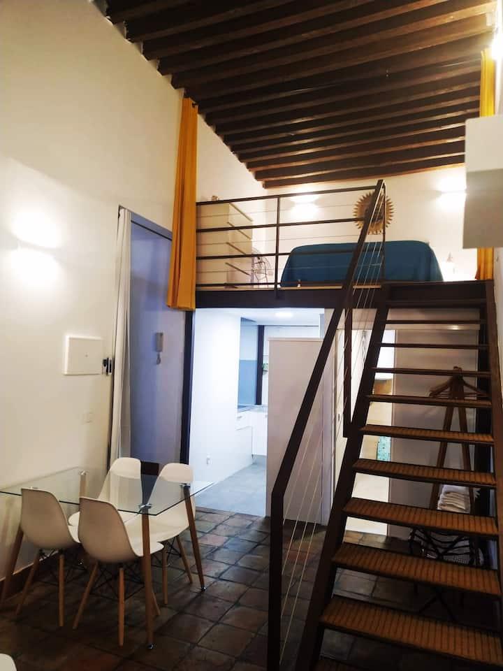 El Patio del Convento (Loft 4 people)