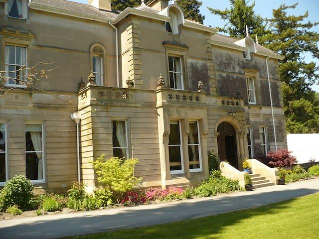 Broneirion Beautiful Country House Sleeps up to 55