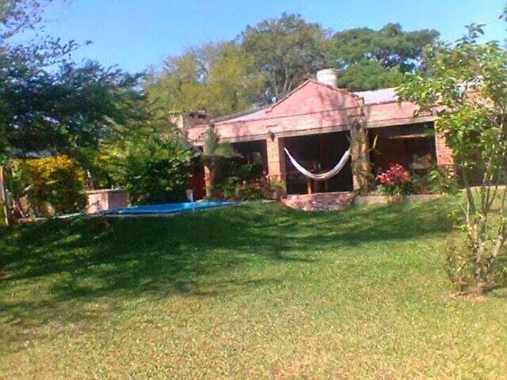 Casa  cerca de la Playa.