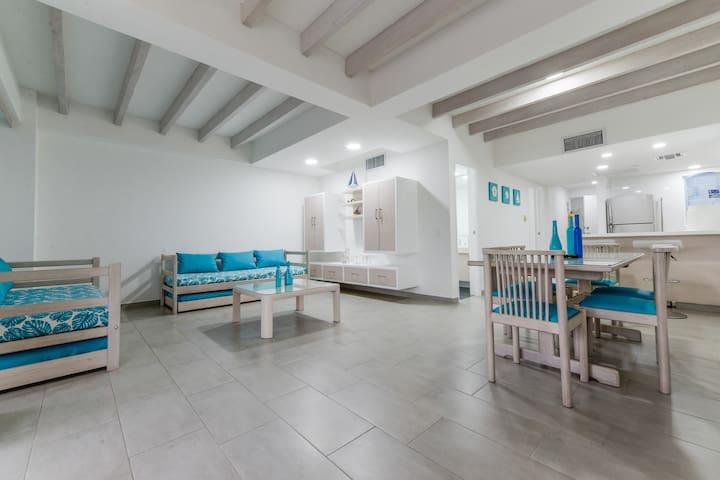 Apartamento moderno en zona exclusiva San Andrés