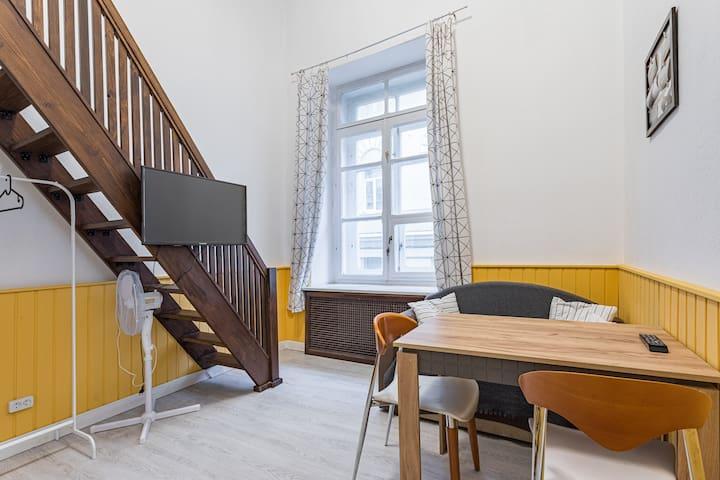 Апартаменты с уникальным расположением у Кремля