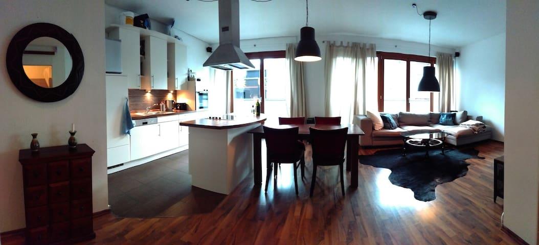 Ruhiges Zimmer im Herzen von St. Pauli
