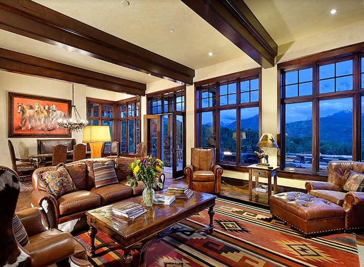 Aspen Magnificent Luxury Estate