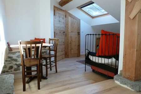 cosy 2 rooms flat in medieval city - Albertville