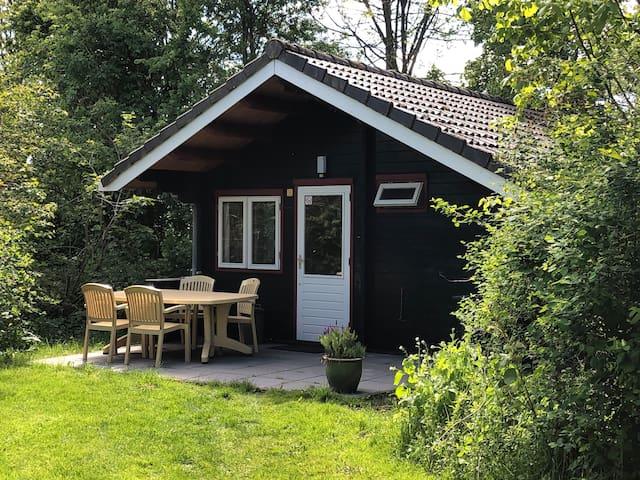 Vakantiehuisje 3 vlakbij het Lauwersmeer