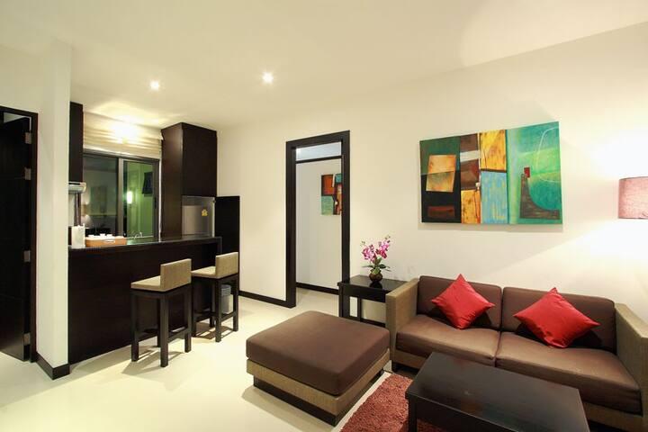 Special 1BR Villa on Phuket!