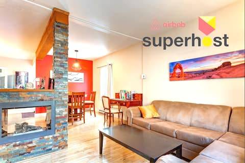 Charming Appartment ❤️ of Québec (free parking)