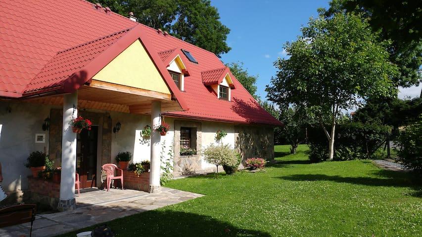 Pensjonat Górna Chata w Stroniu Śląskim