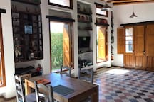 Casa de campo en Villa Ruiz