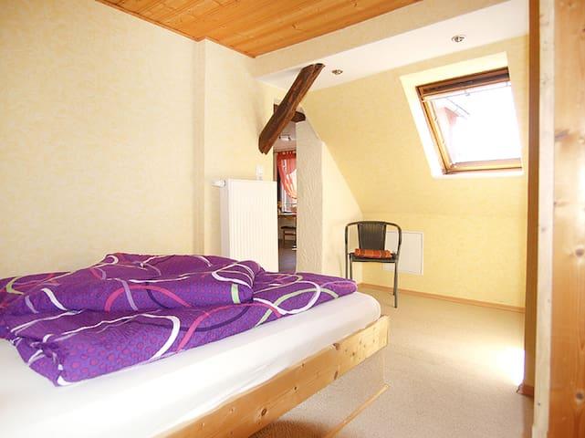 Feriendomizil Fliedereck, (Salem), Ferienwohnung Malchiner See, 35qm, 1 Schlafzimmer, max. 4 Personen