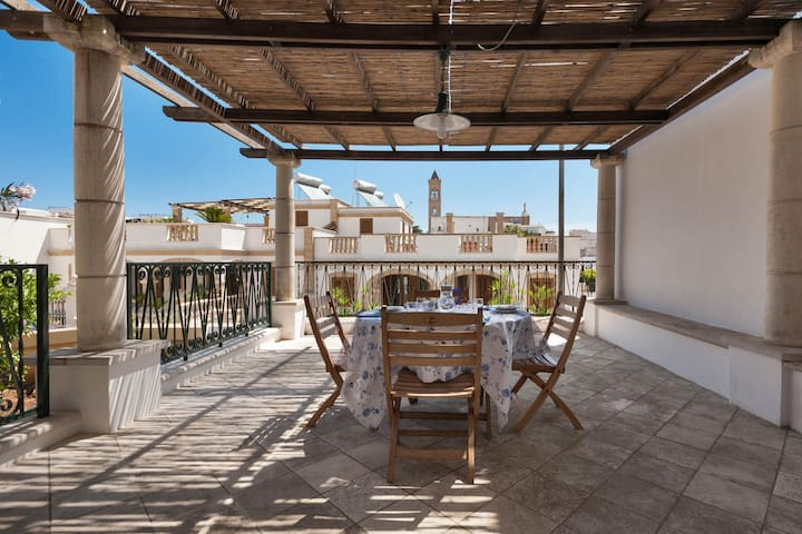 513House at only 50m fromthe Sea in S. M. di Leuca