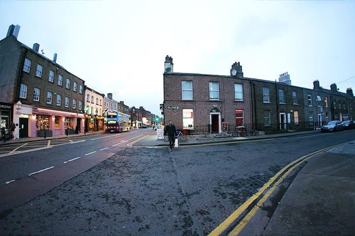 Ranelagh village High Street!