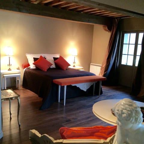 2 Chambres d'hôtes de charme