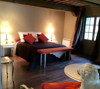 2 Chambres d'hôtes de charme - Anthon - Bed & Breakfast
