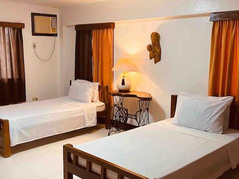Bais City Guest Room 5  at Casa Don Julian