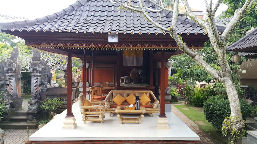 Sahadewa House 6 in Balinese Family Compound