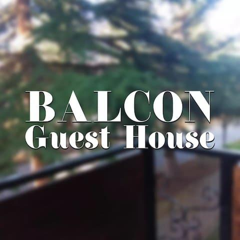 Balcon Guest House