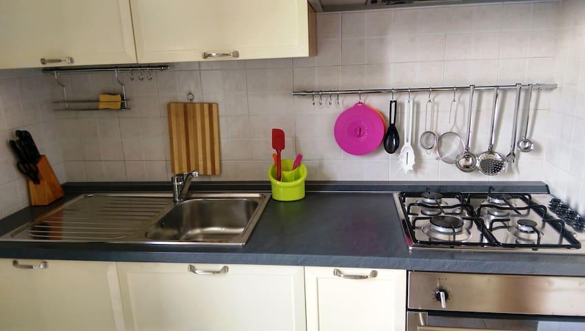 Appartamento 2 in villetta - Flat 2 in cozy chalet