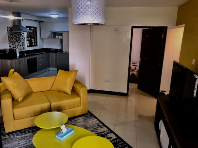 Home away from home, Modern 2 bedroom apartment.