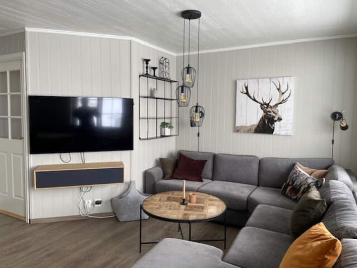 Koselig leilighet Fageråsen, Trysil - panorama