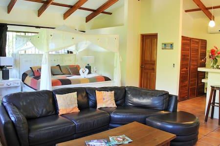 BEACHFRONT Villa on Playa Hermosa