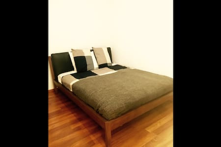 Cozy room just 4min. away from ZRH Airport. - Kloten - Apartment
