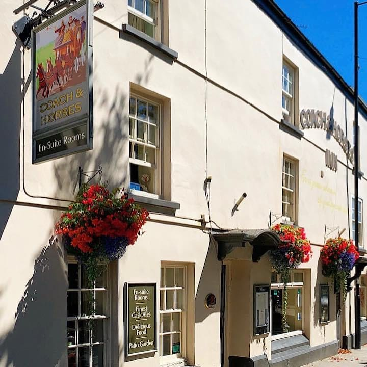 Historic Chepstow Coaching Inn