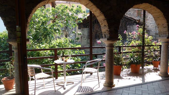 Casa delle Rose, viel Flair in ländlicher Idylle