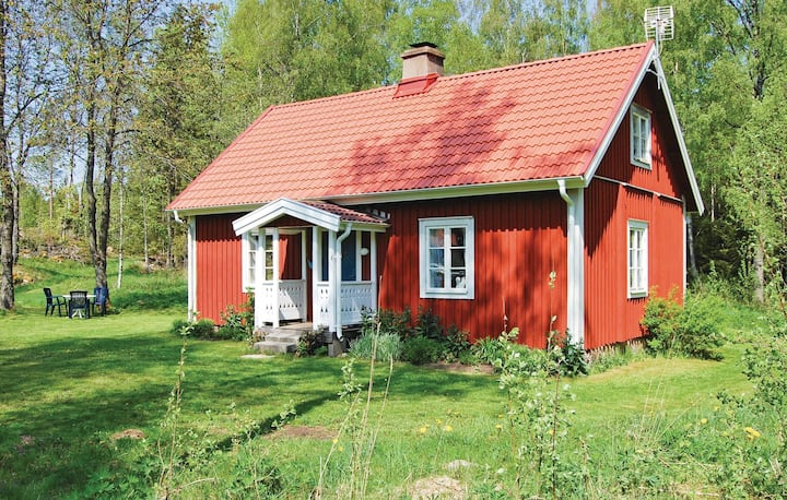 Awesome home in Häradsbäck with 3 Bedrooms