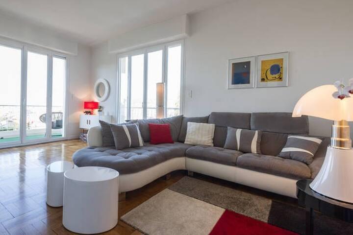 Sofa, Italian Design