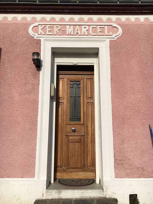 Bienvenue à Kermarcel