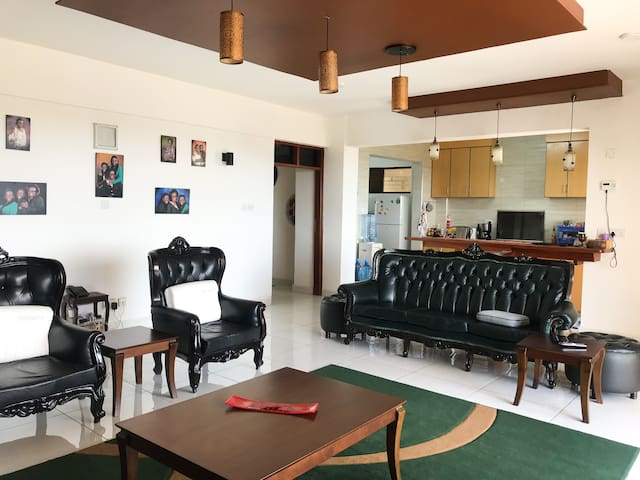 Stylish Luxury Apartment, 5 mins from Kisumu CBD