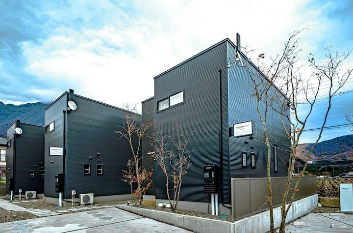 Rakuten STAY HOUSE 湯布院川上 【101】由布院駅より車で約5分