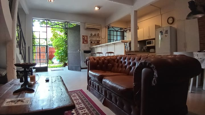 San Telmo/ Unique House 3bd 3bth  fully equipped
