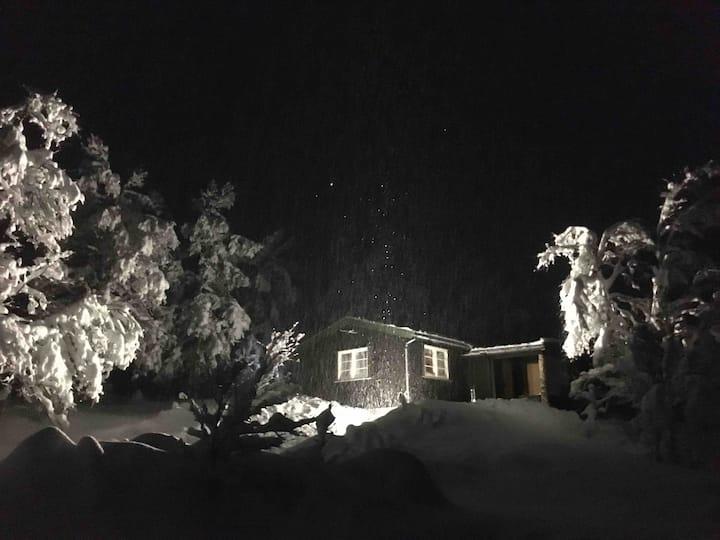 Mountain cabin close to Jotunheimen