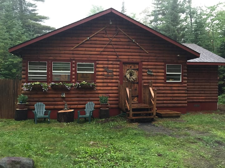 Mountain Top Adirondack Cabin
