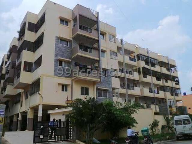 2BHK Apartment at Bangalore