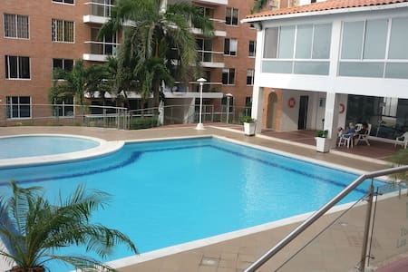 10th Floor great view, modern apartment with pool