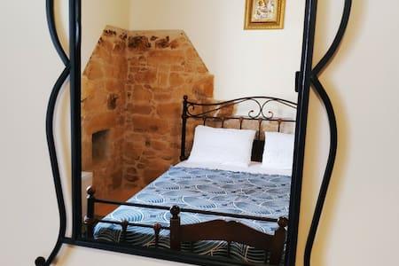 Traditional Stone Built House in Krousonas