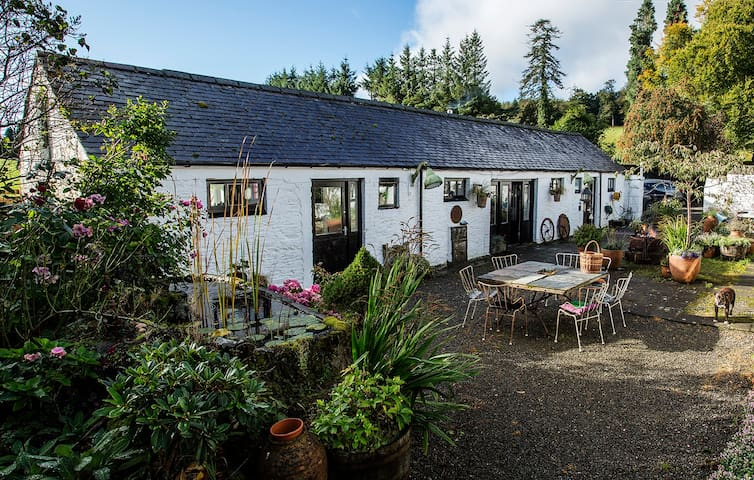 Stable Cottage, Glendalough, Clara Vale,Co Wicklow - Rathdrum