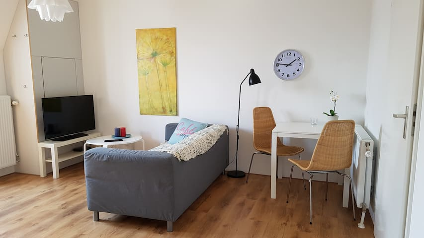 Cosy apartment with sleeping loft