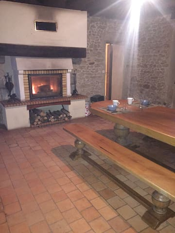 Pré et chambres à 2min du pôle Européen du cheval - Sargé-lès-le-Mans - Bed & Breakfast