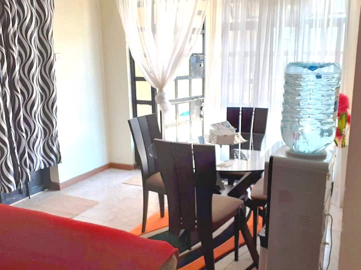 nyumbani furnished apartment kitengela.