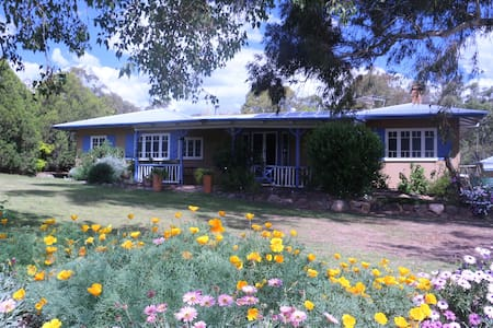 James Farmhouse and Cottage Rate is for up to 8pp - Ballandean